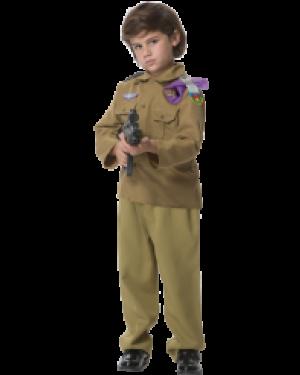 תחפושת חייל גבעתי - בזאר שטראוס