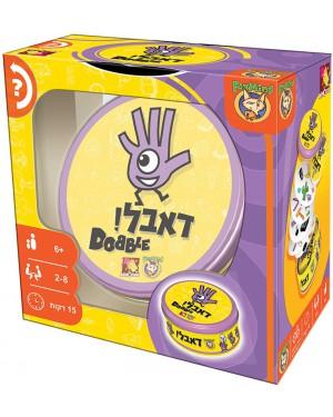 צעצועים ומשחקי קלפים לכל המשפחה - דאבל - משחק מגיל 6