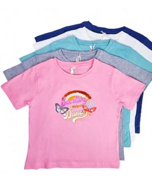 חולצה קשת פייטים צבעים לבחירה מידות 10-18