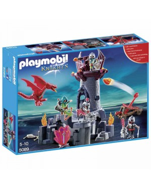 פליימוביל אבירים ומבצר דרקונים דגם 5089