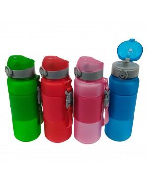 בקבוק קמפוס פלסטיק חזק במיוחד תכולה 750 מל