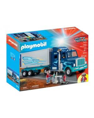 פליימוביל משאית להובלת מכולה דגם 9314