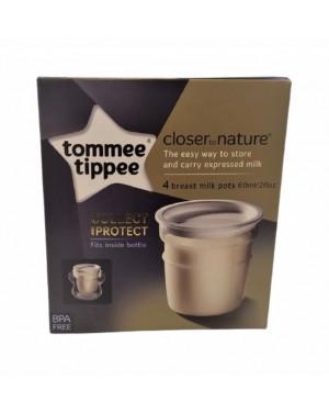 בקבוק לאכסון חלב | Tommee tippee - טומי טיפי