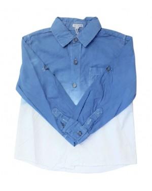 חולצה מכופרת בנים BLUE WAVE בלו וויב