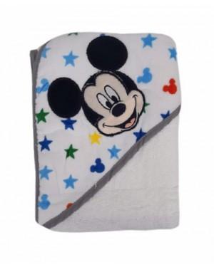מגבת קפוצ'ון לתינוק | Disney