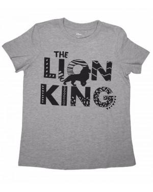 חולצה קצרה מבית דלתא בהדפס של מלך האריות מבית דיסני