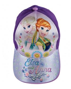 כובע שמש ילדות אנה ואלזה בזאר שטראוס