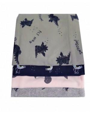 שמיכה מפנקת דו צדדית| מיננה| צבעים לבחירה