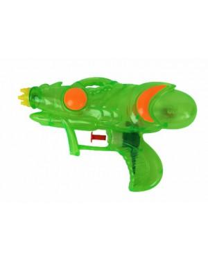 אקדח מים שקוף
