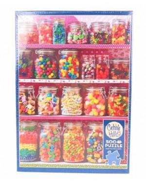 פאזל חנות ממתקים- 500 חלקים