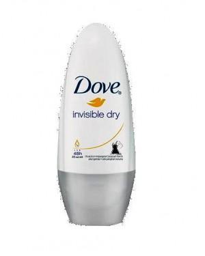 דאודורנט רול לאישה invisible dry - dove