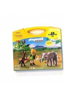 פליימוביל מזוודת חיות בג'ונגל דגם 5628