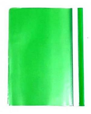 תיקייה שקופה- צבע ירוק