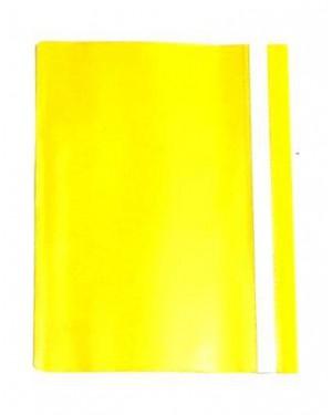 תיקייה שקופה- צבע צהוב