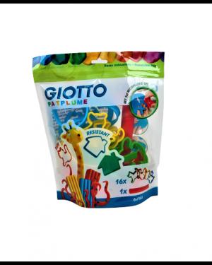 סט חותכנים | לבצקים פסטלינה וחומרי לישה | GIOTTO