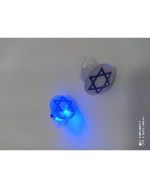 טבעת מדליקה אור יום העצמאות