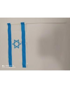 דגלון ישראל פלסטיק