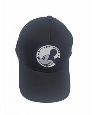 כובע מצחיה נערים | שחור | מיקי מאוס