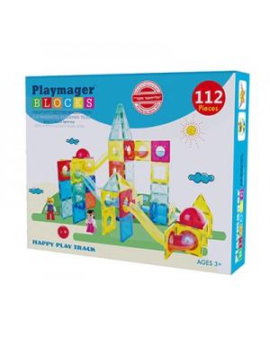 משחק מגנטים - לונה פארק של חברת Playmeger
