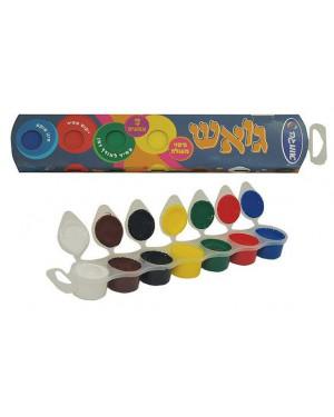 פלטת צבעי גואש- אומגה