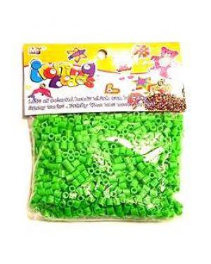 חרוזי גיהוץ - צבע ירוק