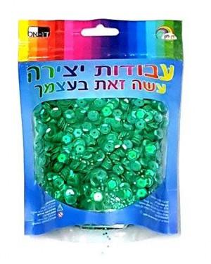פייטים-צבע ירוק
