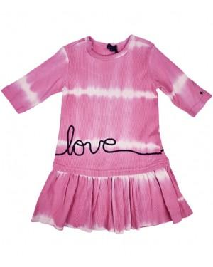 שמלת טאי די שרוך מידות 2-12