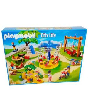 מגרש משחקים דגם 5024 playmobil פליימוביל