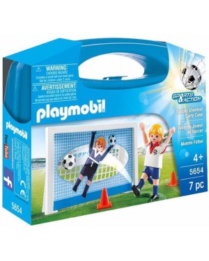 פליימוביל מזוודת משחק כדורגל דגם 5654