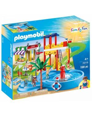 פליימוביל פארק מים סט ענק דגם 70115