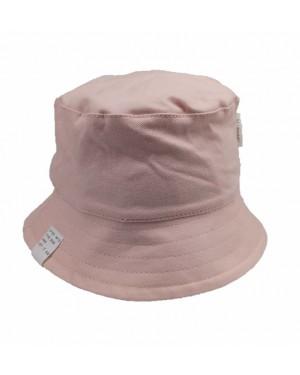 כובע רחב שוליים לתינוק | MINENE | צבע ורוד