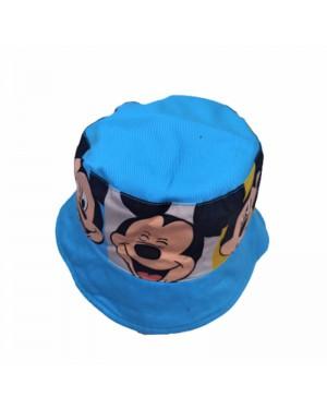 כובע שוליים כחול | מיקי מאוס | בנים