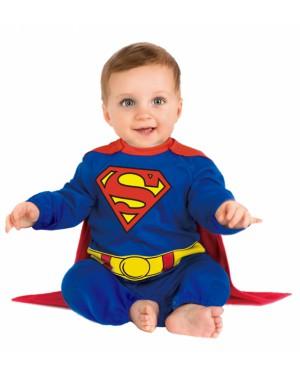 תחפושת תינוקות - סופרמן