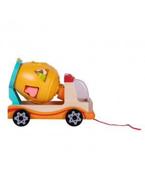 מערבל בטון מיון צורות ברשת בזאר שטראוס צעצועים