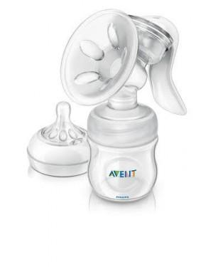 משאבת חלב ידנית של חברת אוונט