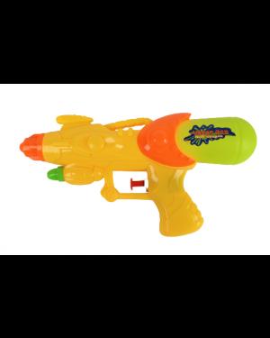 אקדח מים+ מיכל