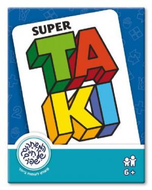 טאקי | משחק קלפים מבית חיים שפיר | בזאר שטראוס צעצועים