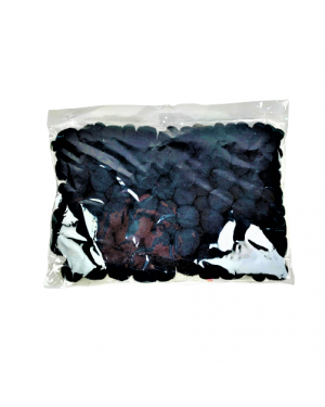 פונפון שחור