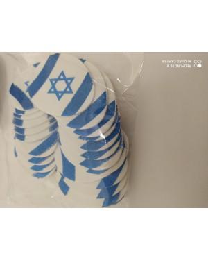 מדבקות סול דגל ישראל