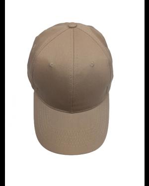 כובע מצחיה | בייסבול | צבע בז'