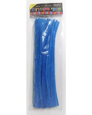 מנקה מקטרות | כחול | 100 יחידות