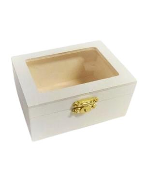 קופסת עץ קטנה | 12*8*5