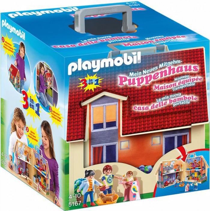 פליימוביל בית בובות 5167 דגם נבחר של פליימוביל